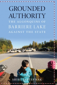 Grounded Authority Book Launch, Author Shiri Pasternak in Conversation with Hayden King
