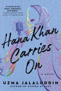 Book Launch: Hana Khan Carries On by Uzma Jalaluddin