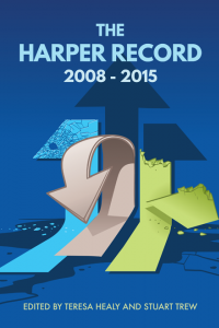 Book Launch - The Harper Record 2008-2015 with Canadian Centre for Policy Alternatives