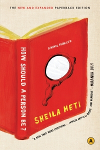 Octopus Book Club: How Should a Person Be? by Sheila Heti