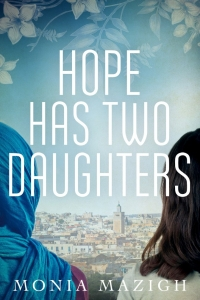 HOPE HAS TWO DAUGHTERS, Monia Mazigh in Conversation with Adrian Harewood