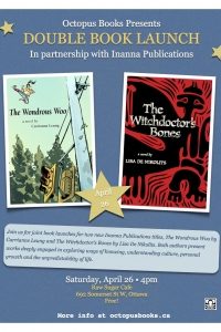 The Wondrous Woo & The Witchdoctor's Bones!