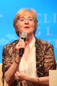 Maude Barlow - book launch for Blue Future