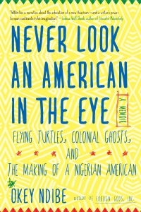 An Evening with Okey Ndibe, author of Never Look an American in the Eye, Foreign Gods, Inc., and Arrows of Rain