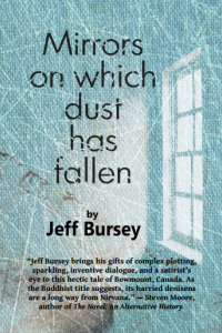 Novel and Poetry Reading with JEFF BURSEY, Brecken Hancock and Chris Turnbull