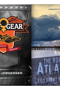 Leo Brent Robillard & Lorrie Jorgensen Co-Launch of their Book: The Road to Atlantis and First Gear: A Motorcycle Memoir