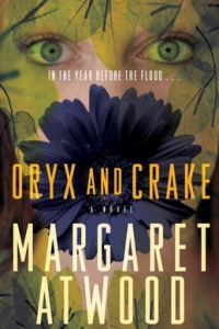 Octopus Book Club: Oryx and Crake by Margaret Atwood