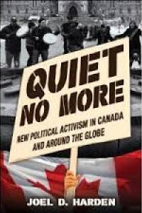 "Launch with Joel D. Harden's ""Quiet No More"""