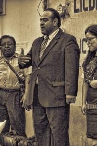 TALK: Guatemalan lawyer Rafael Maldonado on Mining Injustice and Corporate Accountability