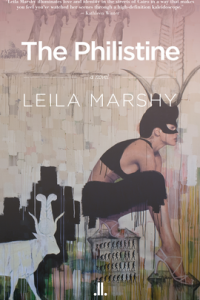 Reading of The Philistine, a novel by Leila Marshy