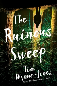 An evening with Award-Winning Author Tim Wynne-Jones, author of The Ruinous Sweep