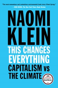 Octopus Book Club: This Changes Everything by Naomi Klein