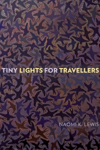 Naomi K. Lewis reading from Tiny Lights for Travellers