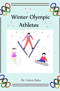 Winter Olympic Athletes, children's book signing with Ottawa Author Valerie Buko