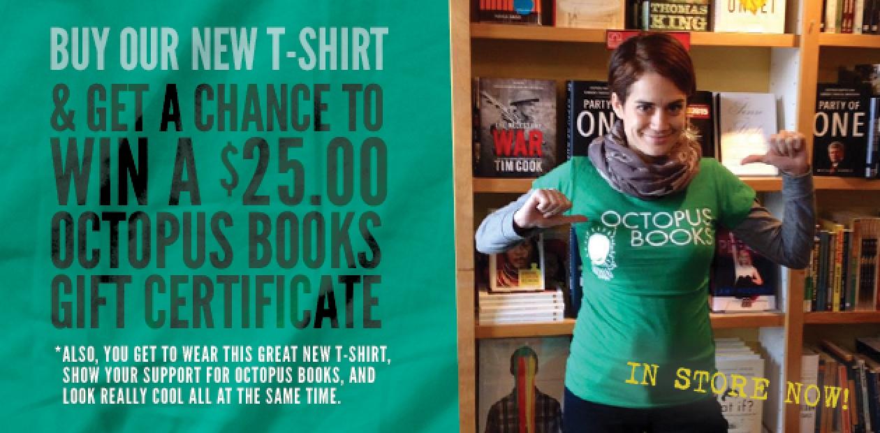 Octopusbooks T-shirt